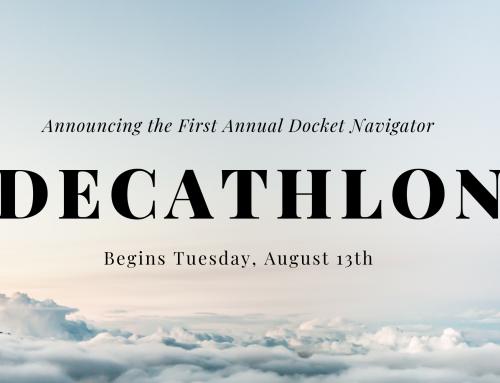 Docket Navigator Decathlon