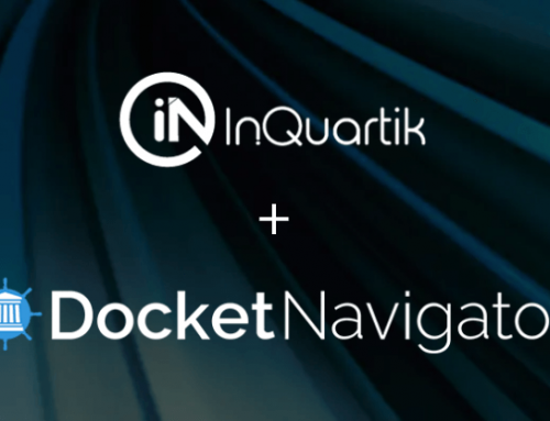 InQuartik Corporation to Partner With Docket Navigator to Provide On-Platform Patent Analysis Capabilities