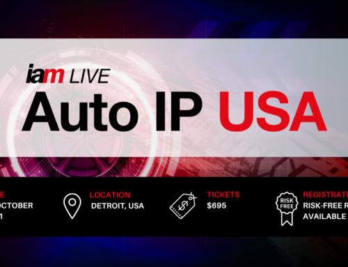 DOCKET NAVIGATOR SPONSORS IAM LIVE: AUTO IP USA 2021